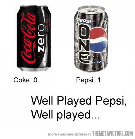 well played pepsi
