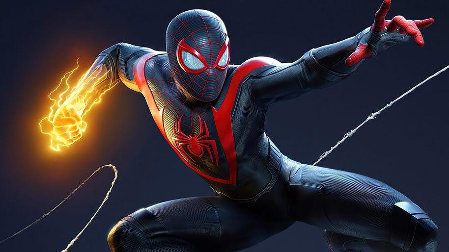 Marvels, Spider-Man Miles Morales, PS5, 4K, #7.2442