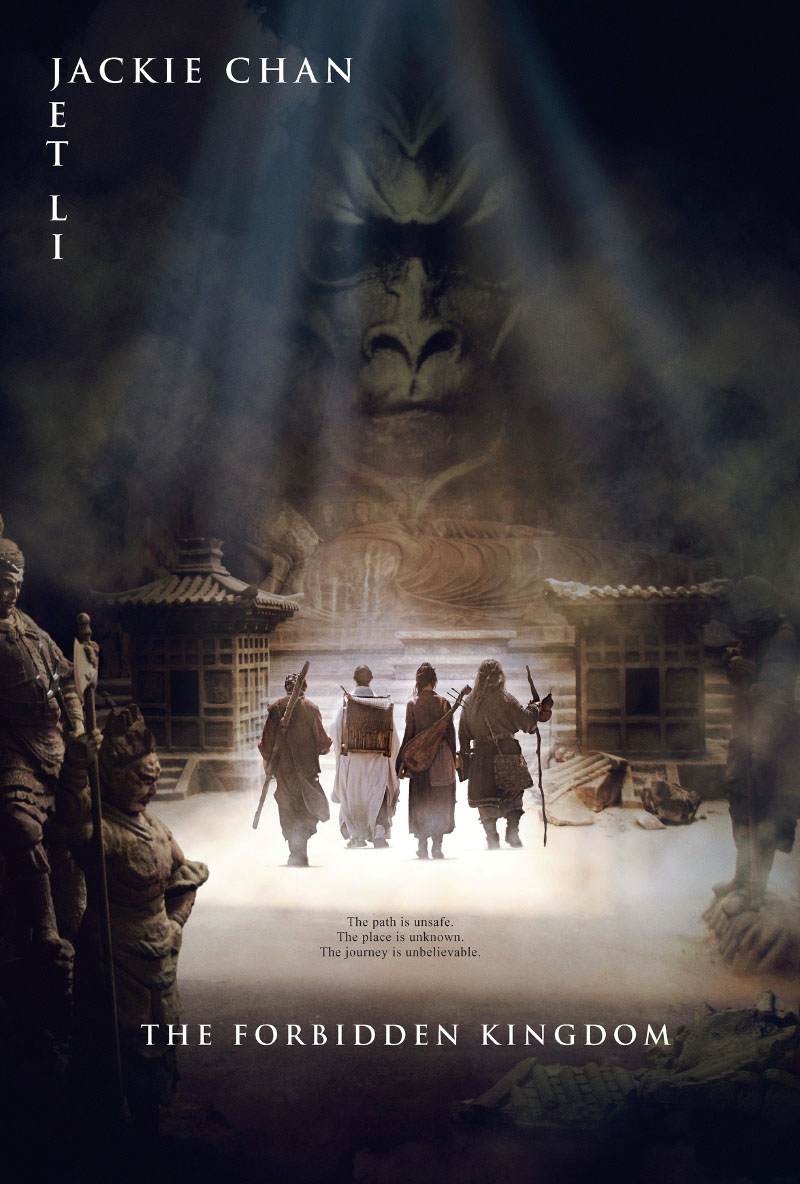 Nonton Film The Forbidden Kingdom (2008)