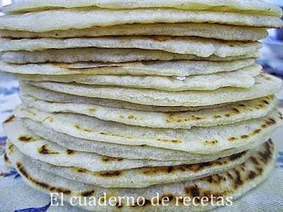 Tortillas de Maíz {Cocina Mexicana}