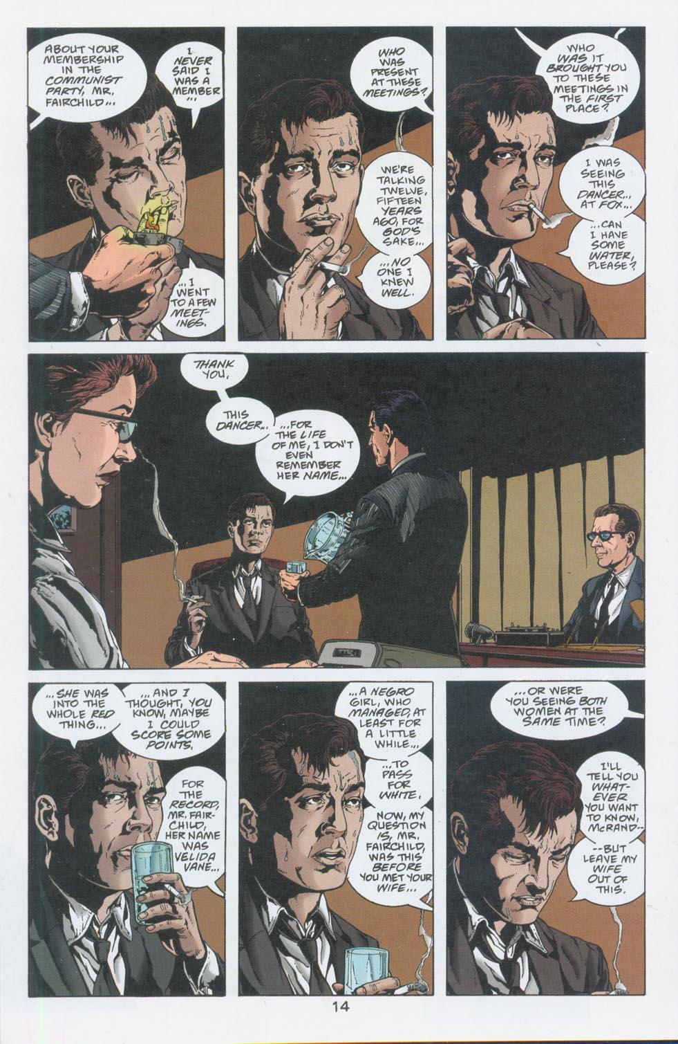 Read online American Century comic -  Issue #6 - 14