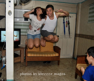 Say CHEESE, bungisngis !! on Year-ender... Jump Shots by KLEYYYYR