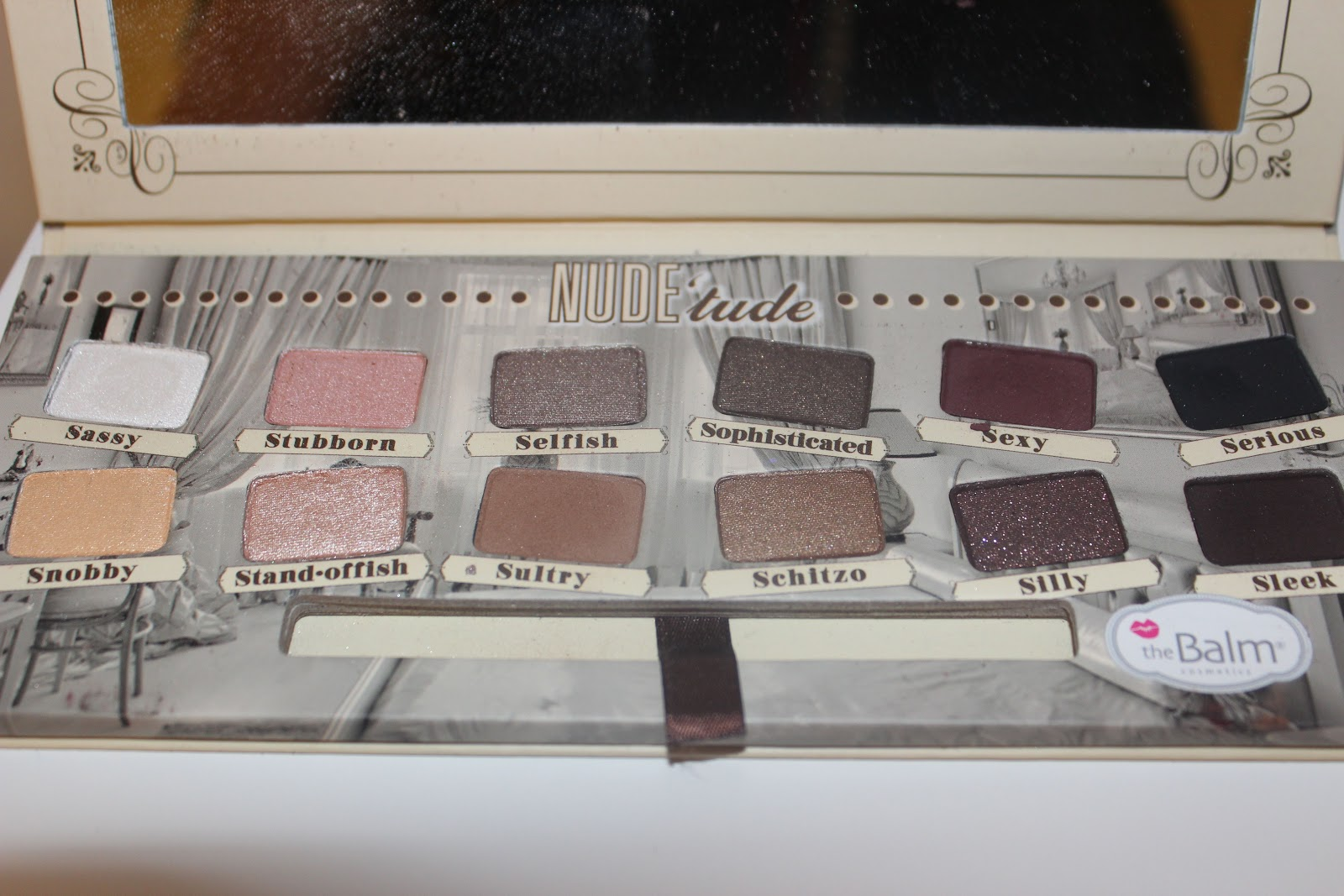 Lauraslovinglife The Balm Nude Tude Palette Review -5839