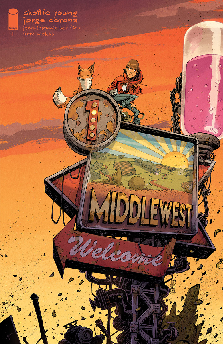 MIDDLEWEST image comics