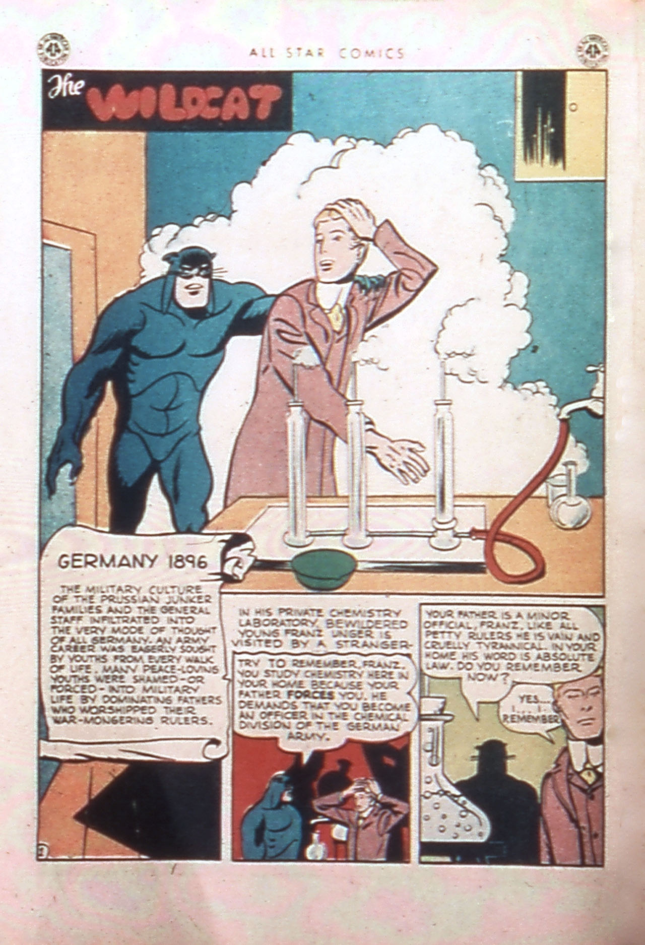 Read online All-Star Comics comic -  Issue #24 - 35