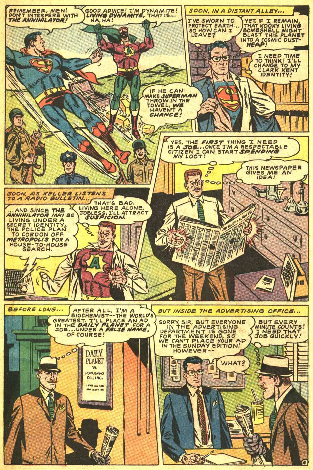 Read online Action Comics (1938) comic -  Issue #356 - 6