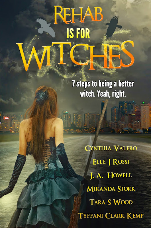 Girls *Heart* Books Tours: Hosts Needed- Tour- 'Rehab is for Witches' Anthology
