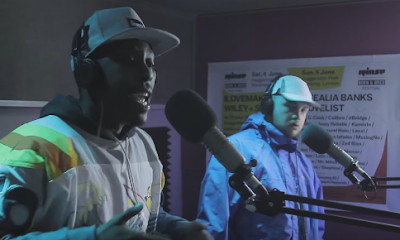 THE GRIME SHOW: KANNAN, DUBZY & MASS [VIDEO]