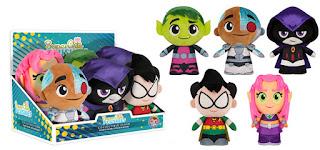 Plushies Teen Titans Go!