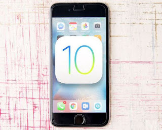 iphone ios 10