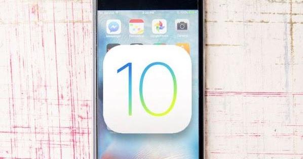 Cosa cambia in iOS10 su iPhone (si può aggiornare ora)