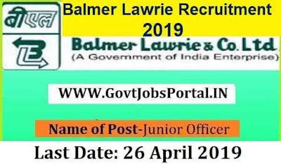 Balmer Lawrie Careers