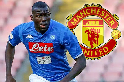 Koulibaly to Man United