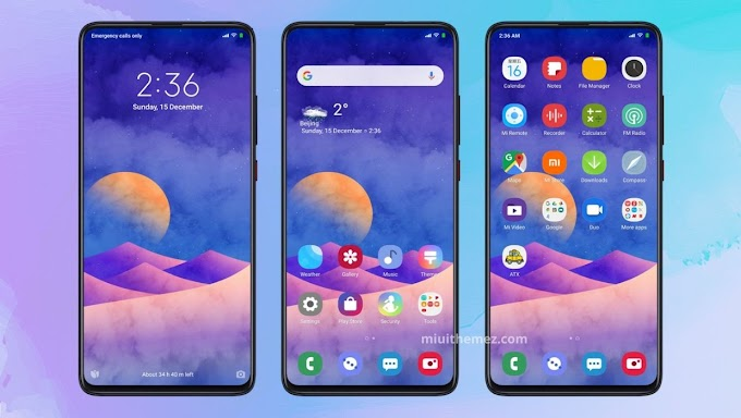 OneUi V11 MIUI Theme | One of the Best Samsung Theme for Xiaomi Devices