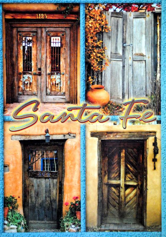drzwi w santa fe