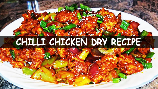 How To Make Chilli Chicken Recipe | Chilli Chicken Recipe | Chinese Recipe