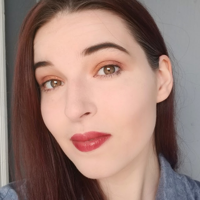 Pixi by Petra Mixed Metals Palette Wear Test