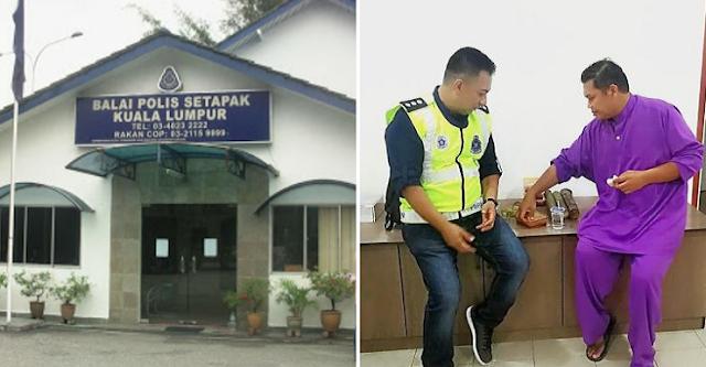Anggota Polis Baik Hati Beri Gelandangan Duit Serta Tempat Tidur Di Hostel Bajet Untuk Tiga Malam Ketika Hari Raya
