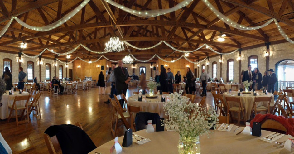 THE SPRINGS event venue in New Braunfels Wedding Venues