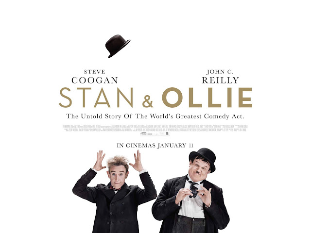 stan & ollie quad poster