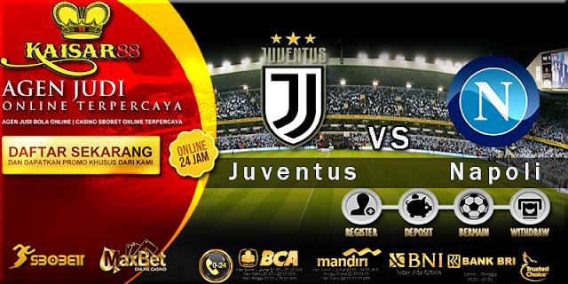 Prediksi Bola Jitu Juventus vs SSC Napoli 23 April 2018