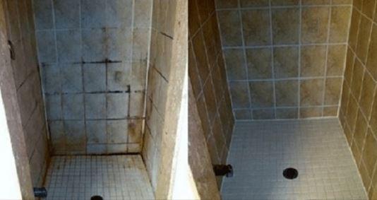 Une fa on astucieuse pour nettoyer votre salle de bain for Vinaigre eau de javel