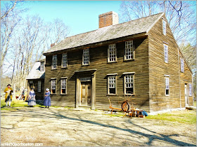 Hartwell Tavern, Lincoln