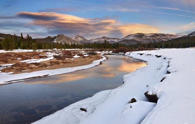 Tuolumne Meadows Yosemite - California