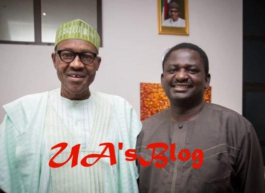 Why I stand with Buhari – Femi Adesina writes