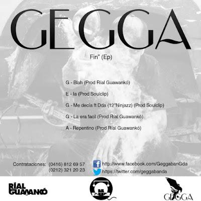 Gegga - Fin EP