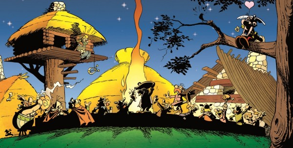 Le 3j Le Journal De Jean Jaures Asterix Et Obelix