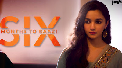 New HD Wallpaper Of Alia Bhatt 6 Months To Raazi