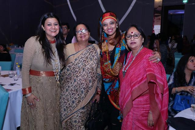 (L-R)  Kanika Sethi Babbar, Neera Shastri, Shalini Arora Kochhar & Priti Srivastava