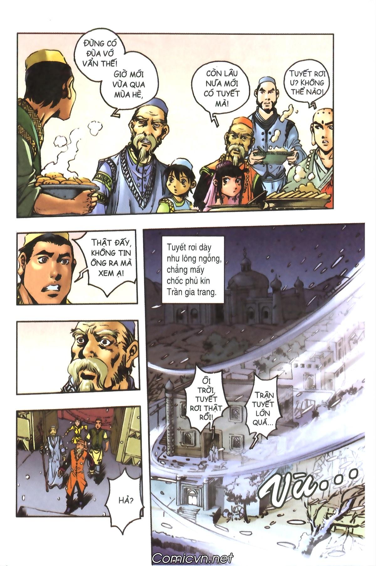 Tây Du Ký màu - Chapter 93 - Pic 31