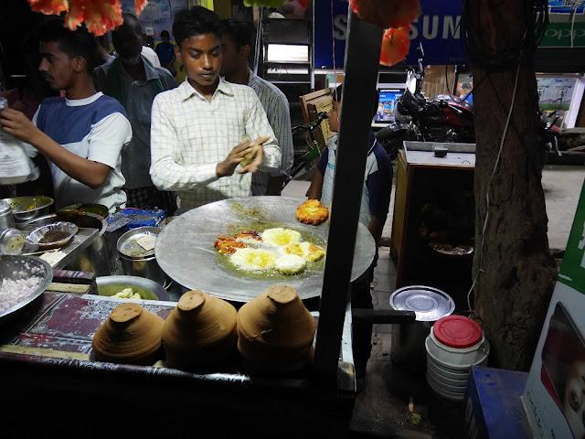 Balla makanan India