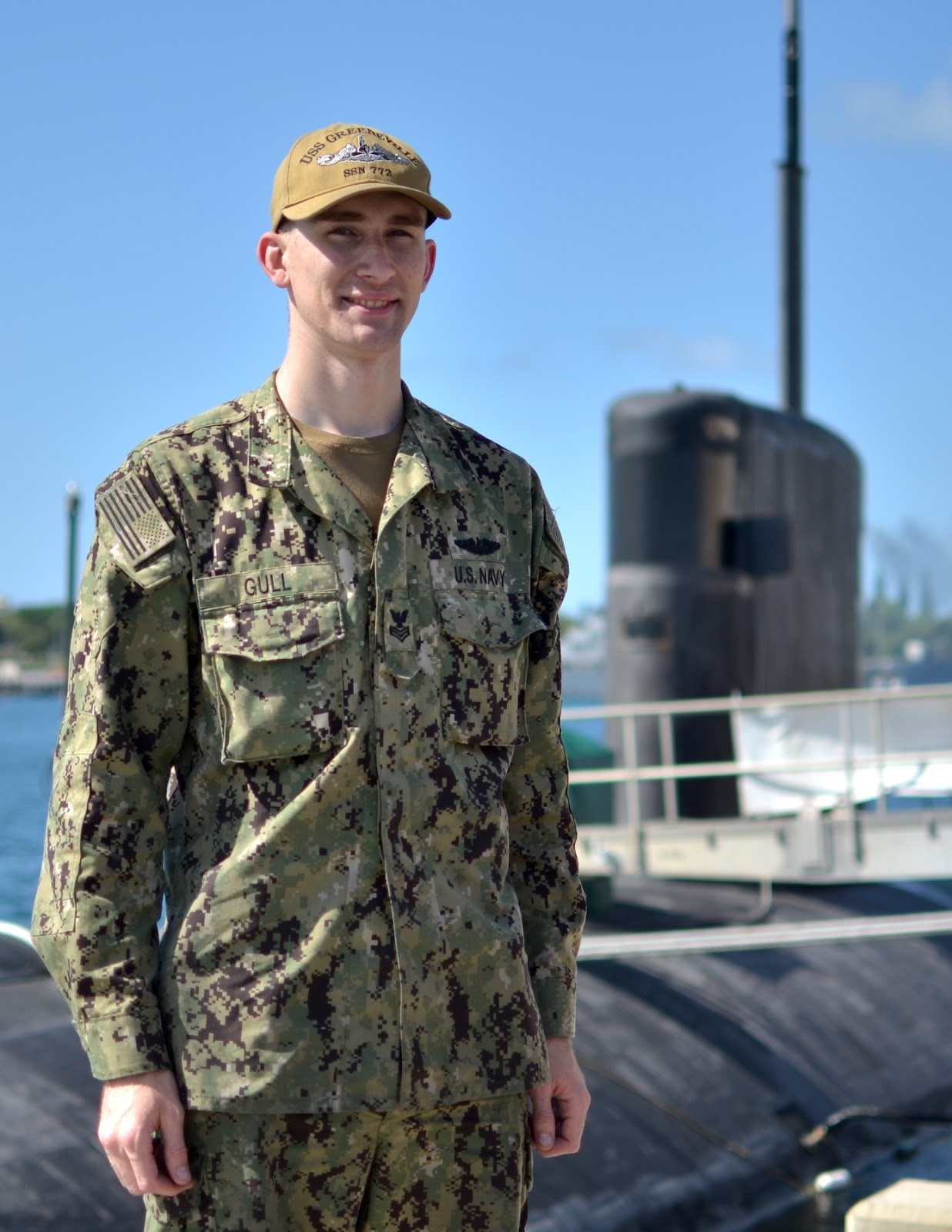 Long Beach Native Is Part Of Navys Silent Service American
