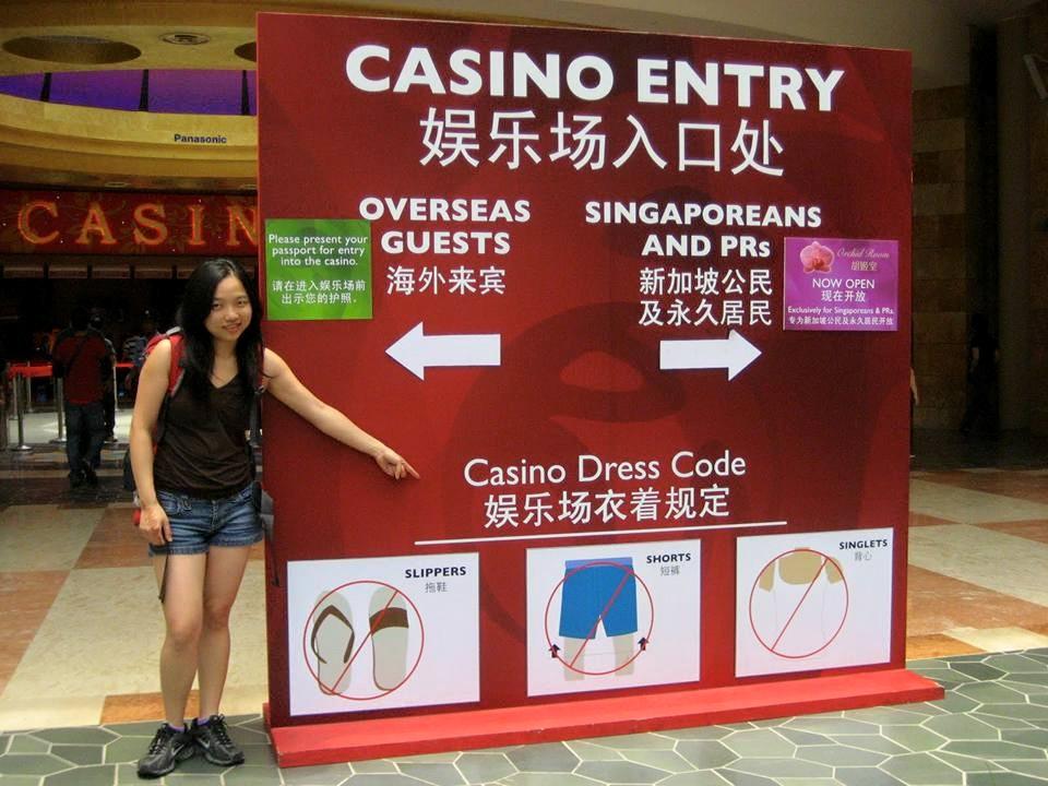 Casino genting highland dress code casino socorro nm