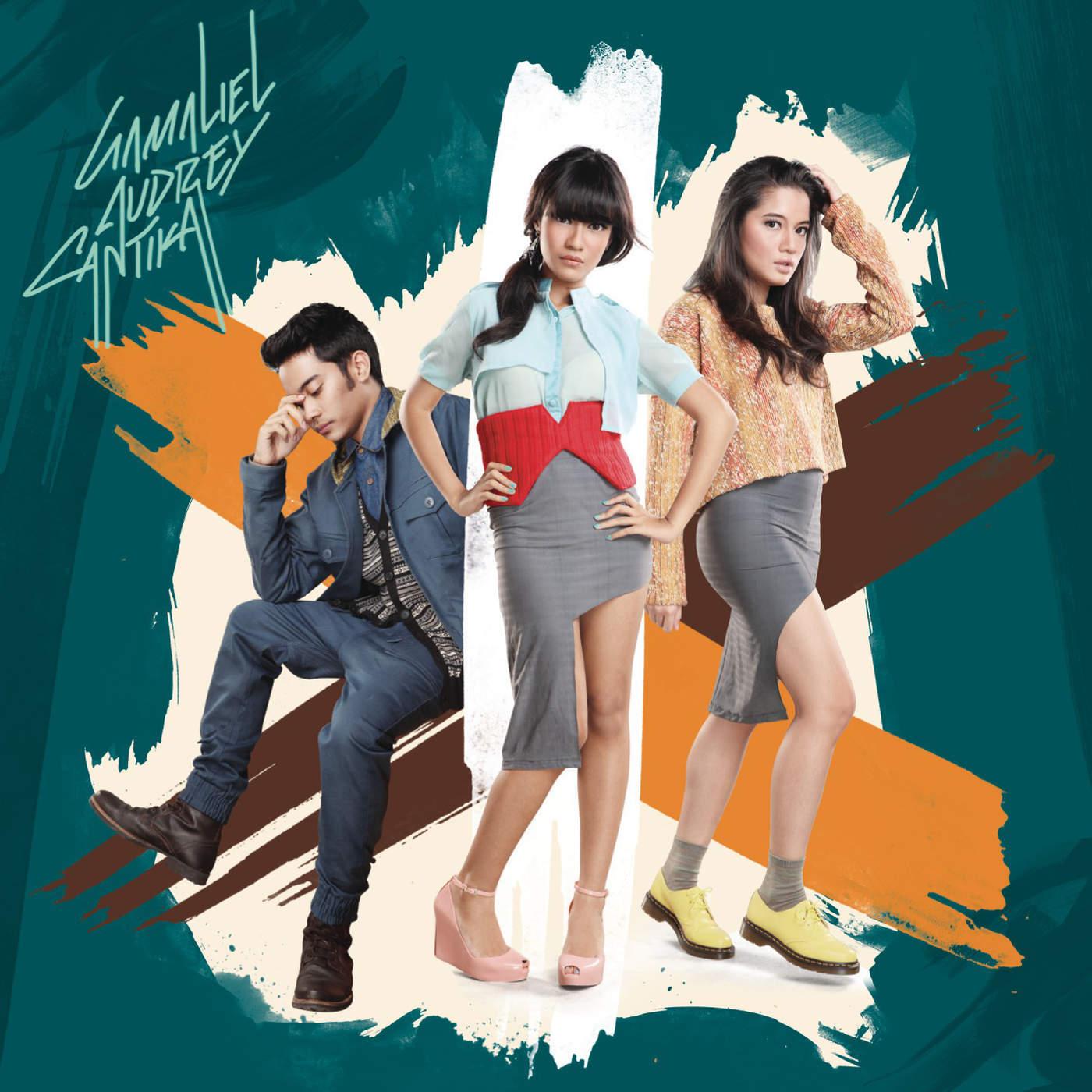 Gamaliel Tapiheru, Audrey Tapiheru & Cantika Abigail - Gamaliel Audrey Cantika - Album (2012) [iTunes Plus AAC M4A]