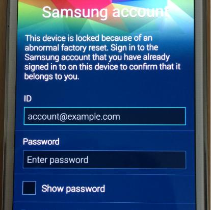 Jrockers World: Samsung Reactivation Lock Removal!!