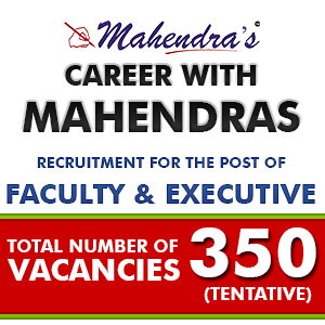career with mahendras