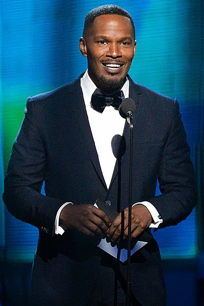 Jamie Foxx Grammy Awards 2014