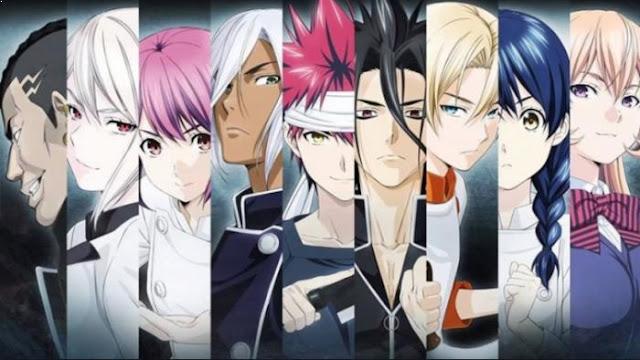 Shokugeki no Souma Season 3