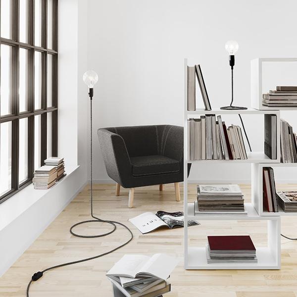 CORD LAMP コードランプ Designed by FORM US WITH LOVE フロアランプ スタンドランプ 北欧 デザインハウス ストックホルム 電球 照明