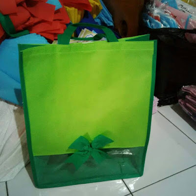 tas bingkisan parcel lebaran
