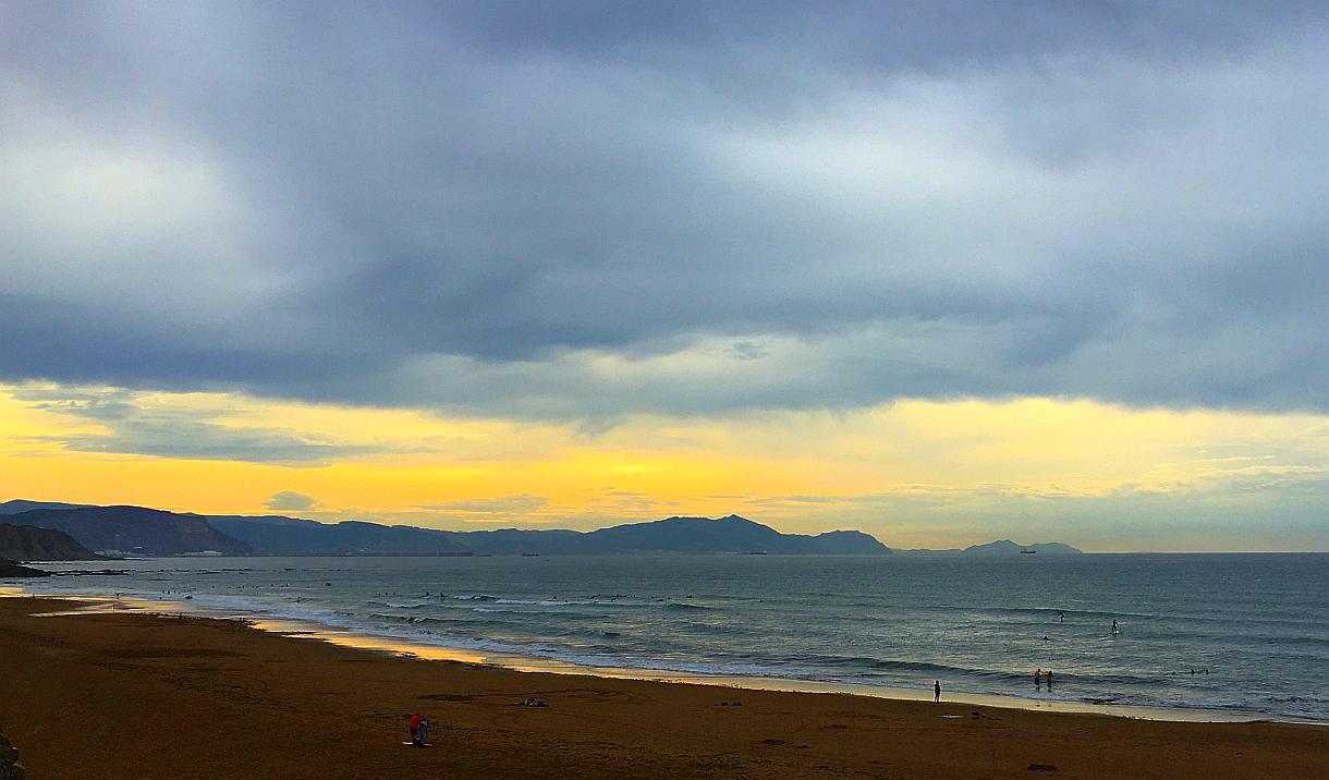 sopela enano playa