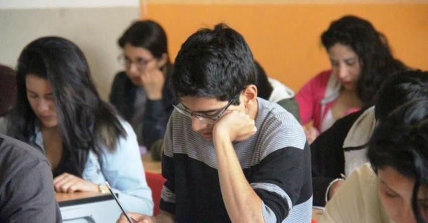 Publican norma que permite acoger a estudiantes de universidades con licencia denegada (D. U. N°042-2019)