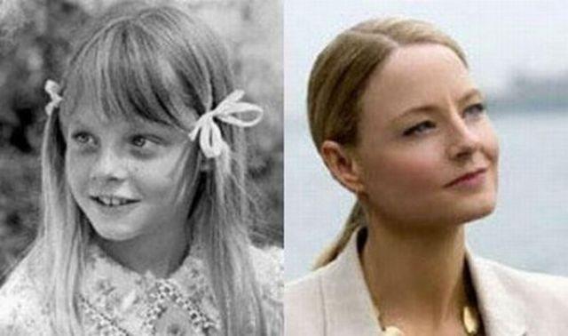 deroucicho: 42 Celebrities When They Were Kids