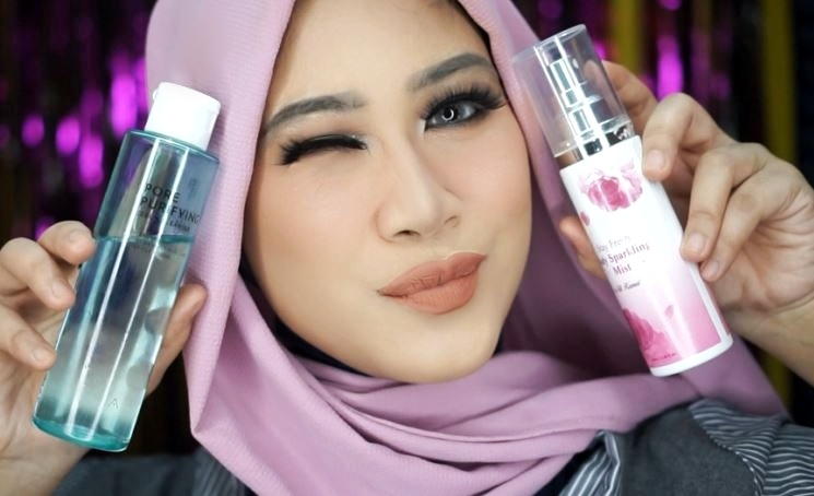 ALTHEA PORE PURIFYING SERUM CLEANSER DAN STAY FRESH BODY SPARKLING MIST REVIEW
