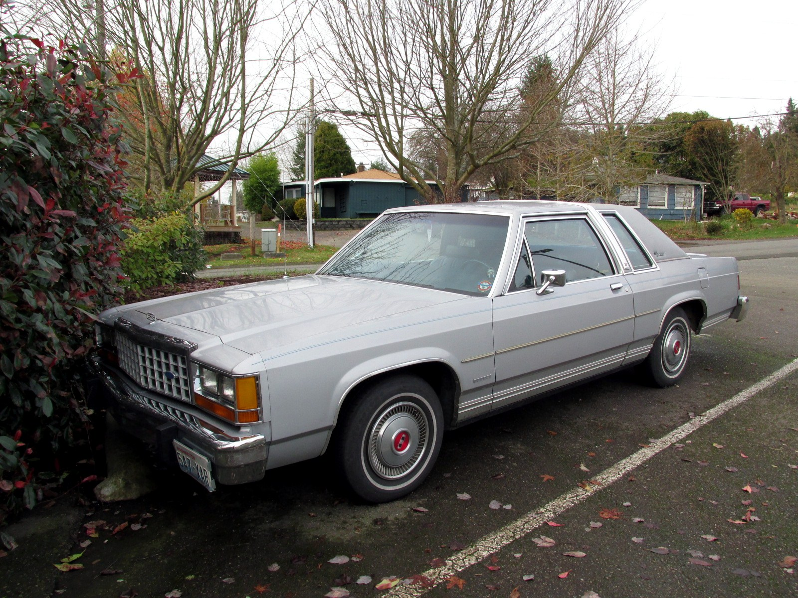 The Street Peep Malaise Y Monday 1981 Ford Granada 1984 Ltd 1970 Crown Victoria