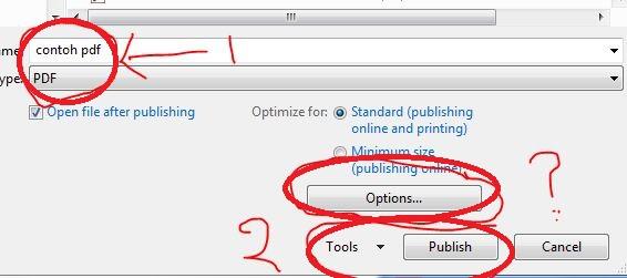 Cara Membuat File PDF Secara Offline Dan Online